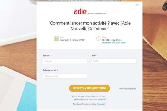Adie: les entrepreneurs invités à mettre le confinement à profit