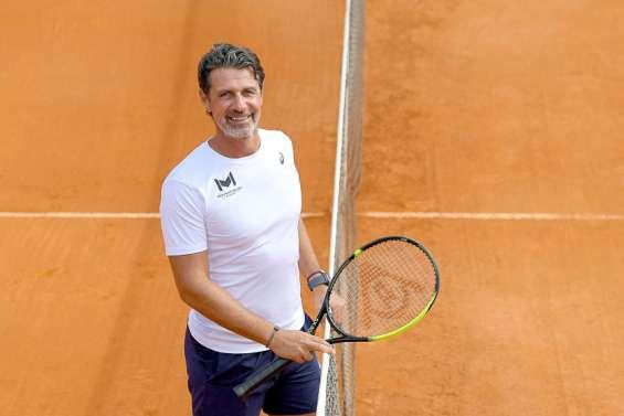 Tennis : Mouratoglou, le timide devenu vedette