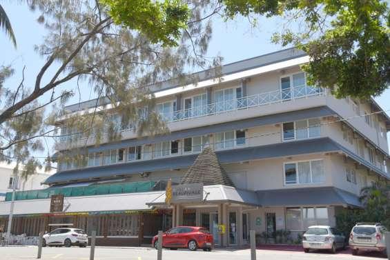 La Sodil mène des opérations immobilières à Nouméa