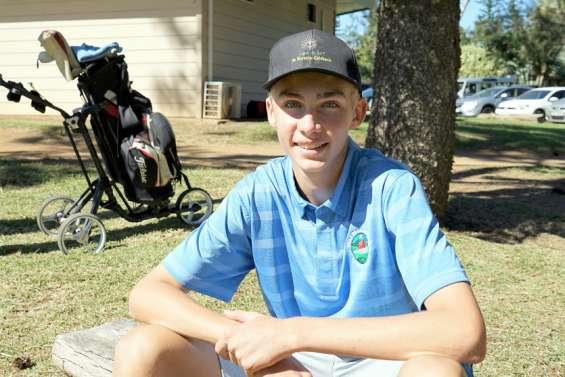 Golf : Jules Guépy rêve du titre national