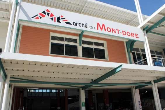 Mont-Dore: Le marché municipal rouvre aux horaires habituels