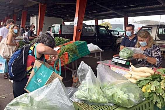 Nouméa: Les marchés de Ducos et de la Moselle attendent leurs habitués samedi