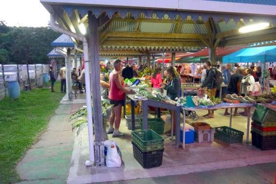 Le marché de Koumac reprend samedi