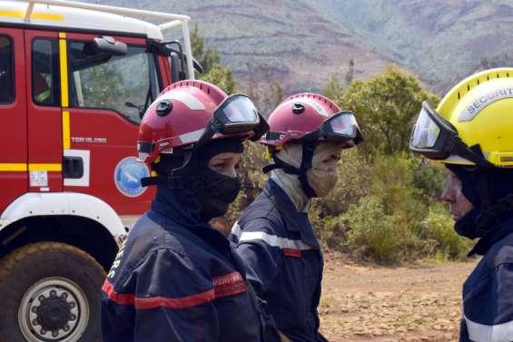 Mont-Dore: Incendie à la forêt de la Thy, la mairie appelle à la vigilance