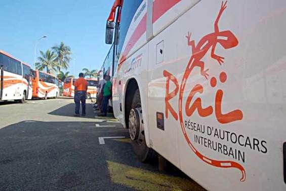 Les cars du réseau Raï circuleront à partir du 13octobre