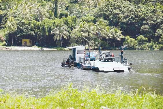 Hienghène: La circulation sur le bac de la Ouaième est totalement interrompue