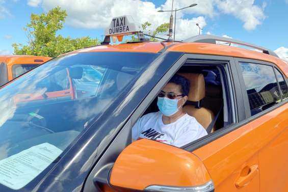 Transports : le confinement, un manque à gagner pour les taxis du Grand Nouméa