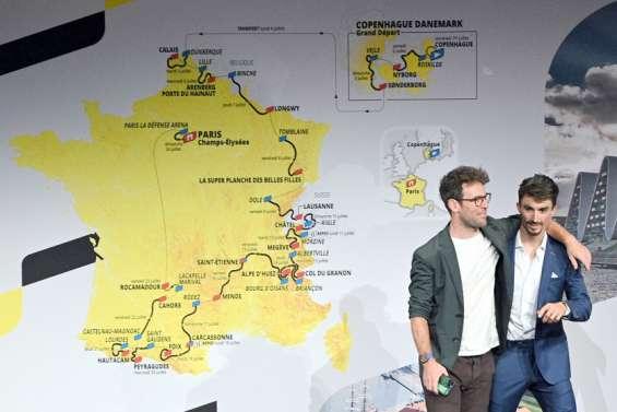 Cyclisme : le Tour de France 2022 de retour sur les pavés et à l'Alpe d'Huez