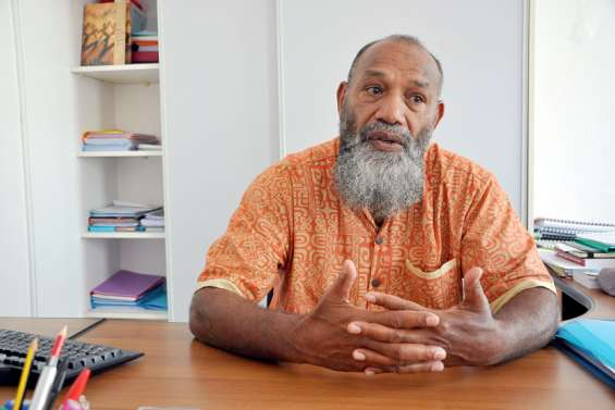 Situation dans les îles: le coup de sang de Charles Washetine