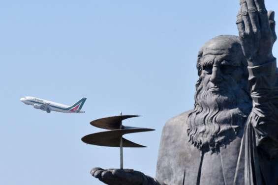 Le dernier vol d'Alitalia