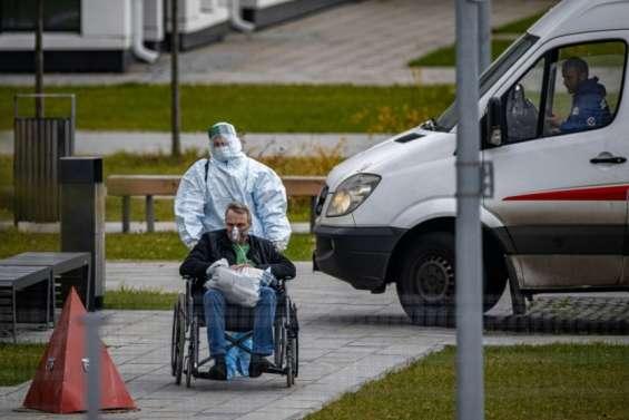 Covid-19: la Russie enregistre plus de 1.000 morts en 24H, pour la première fois