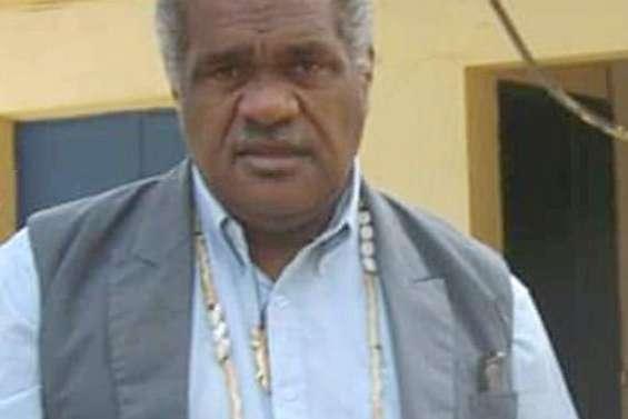 Le pasteur Calvin Eurimindia est décédé