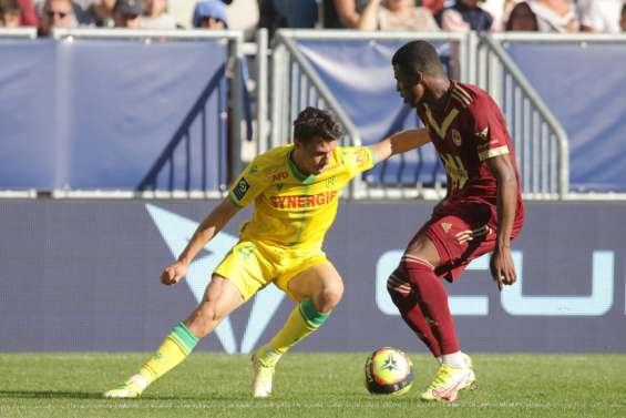 Marseille s'impose et Nantes accroche Bordeaux