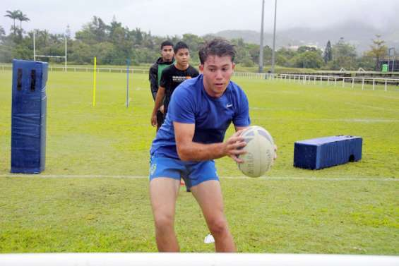 Rugby : le Pôle espoirs retrouve les terrains