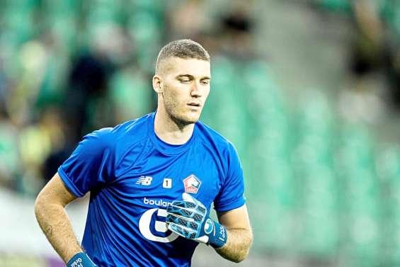 Ligue des champions : Ivo Grbic, gardien parfois fragile de Lille
