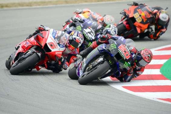 MotoGP: Fabio Quartararo aura une première balle de match dimanche soir