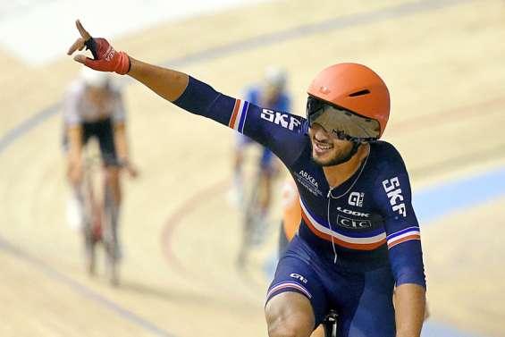 Le cyclisme sur piste français se pare d'or et de d'argent