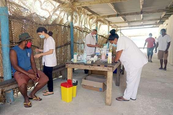 52,45% de vaccinés aux îles Loyauté