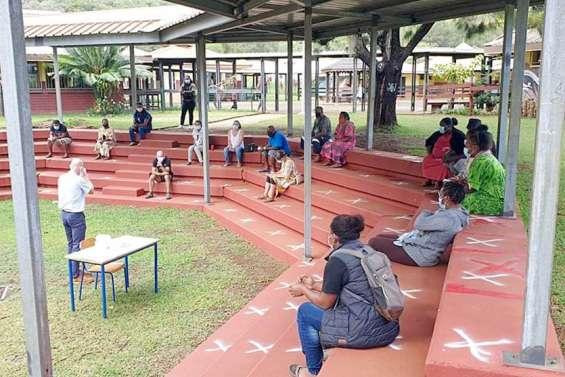 Houaïlou : présence obligatoire des élèves au collège de Wani