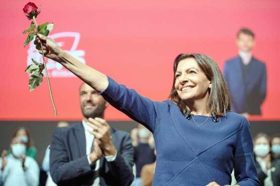 À Lille, Anne Hidalgo présente son «projet de reconquête»