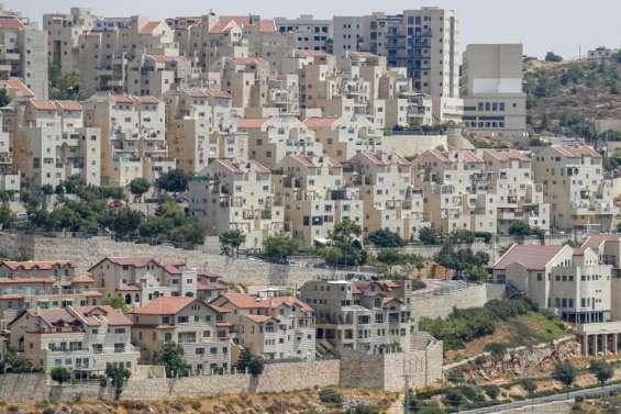 Des colonies qui s'étendent en Cisjordanie