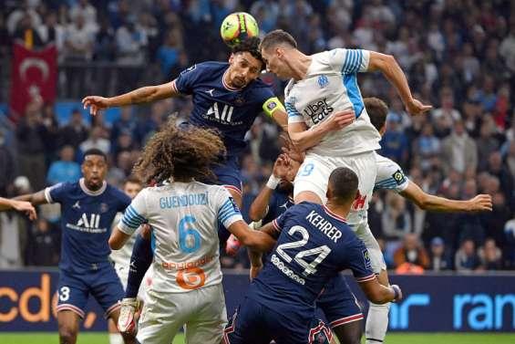 Football : Marseille freine le Paris de Messi