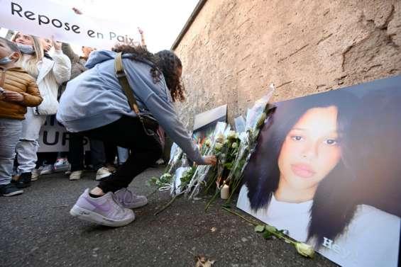 L'émouvante marche en mémoire de Dinah, victime de harcèlement scolaire