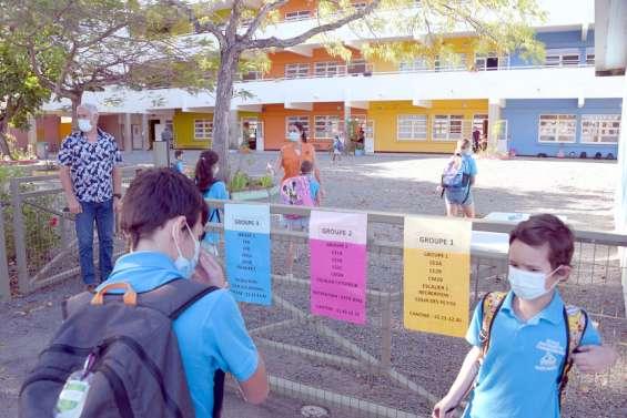 [DOSSIER EDUCATION 1/4] Un tiers des enfants de la province Sud à l'école
