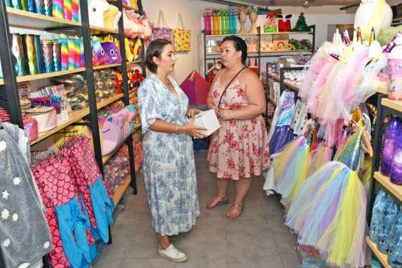 Fenua Shopping s'installe rue Sébastopol