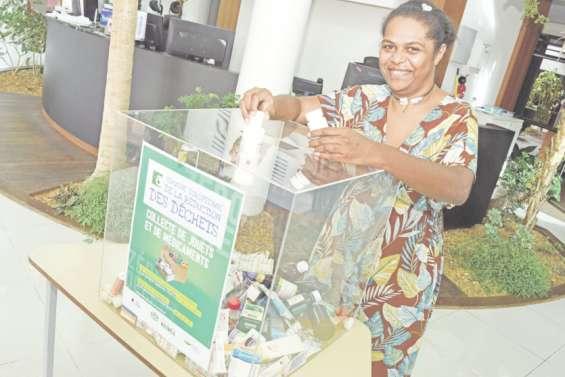 375 kilos de médicaments collectés pendant la Serd