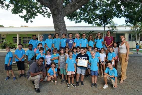 Collecte de piles: l'école Gervolino explose le record