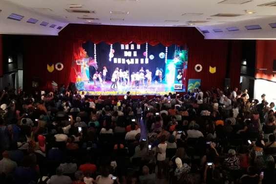 Les spectacles de fin d'année s'enchaînent au centre socioculturel