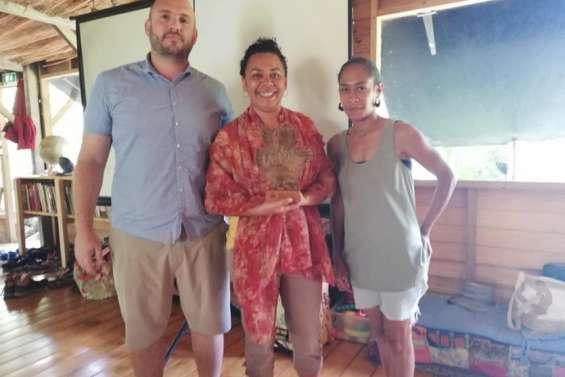 La Foa tourisme gagne un prix et est lauréate du budget participatif