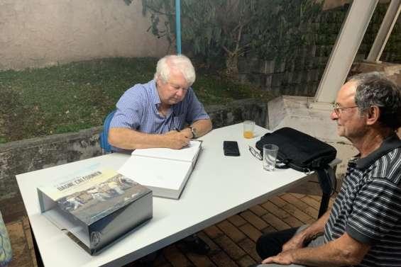 Louis-José Barbançon fait un tabac sur la commune