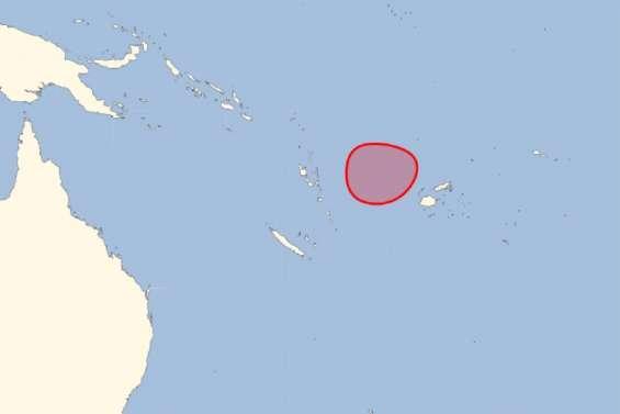 Risque fort de dépression tropicale entre Fidji et le Vanuatu