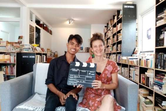 Un étudiant de l'IUT primé pour un court-métrage