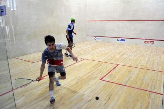 Squash : décès d'Enzo Corigliano