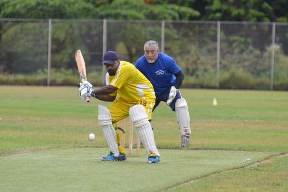 Magenta premier champion  de cricket international