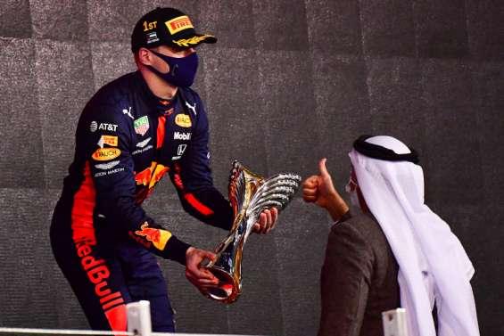 Verstappen surclasse Mercedes  pour la dernièrede la saison