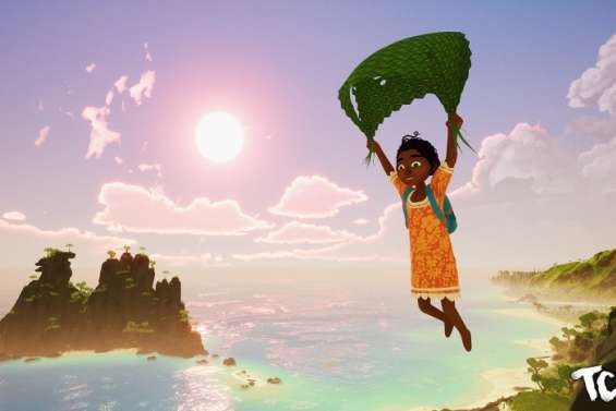 Tchia, un jeu vidéo sur le Caillou, créé par des Calédoniens
