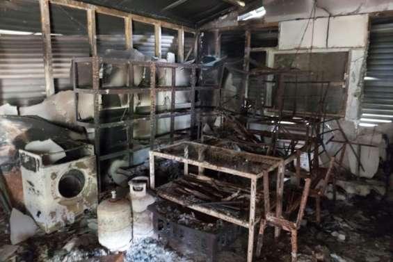 Le camp des scouts incendié, «c'est méprisable de s'attaquer à des enfants»