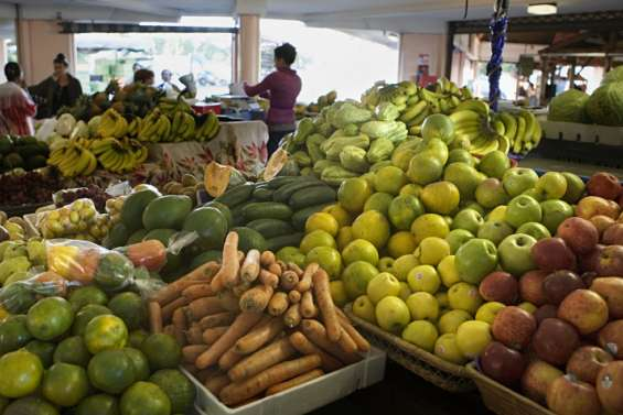 Les prix de l'alimentation à la hausse en novembre
