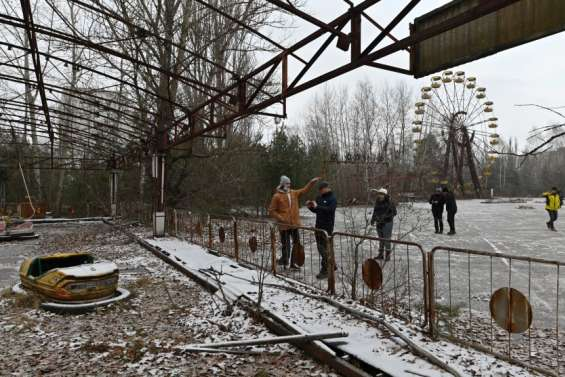 Tchernobyl au patrimoine mondial de l'Unesco?