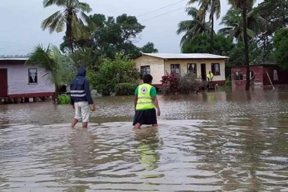 Un cyclone de catégorie 5 prêt à frapper les îlesFidji