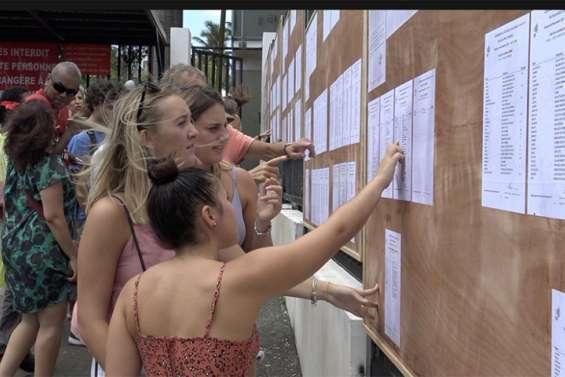 [VIDÉO] 2 430 Calédoniens ont eu leur bac du premier coup