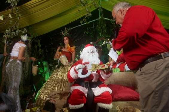 Bourail fête Noël avec éclat