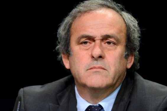 Platini nie une embauche de son fils en échange d'un vote
