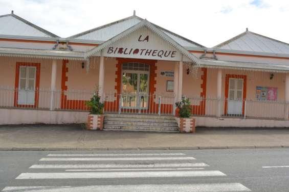 La bibliothèque municipale fermeses portes