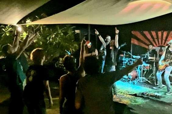 Le public bouraillais aime le rock!