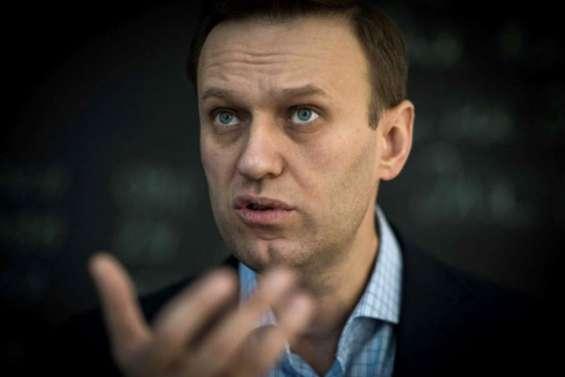 Navalny affirme avoir piégé un agent du FSB